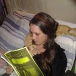 Cinnamon beim Damhain Alla lesen